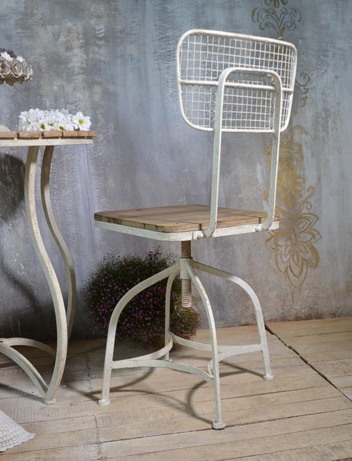 krzesło biurowe vintage retro loft antyki 7418991246