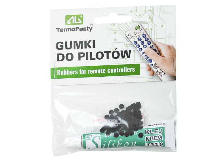 Резинки для Пилотов + КЛЕЙ Ремонт Регенерация Пульта