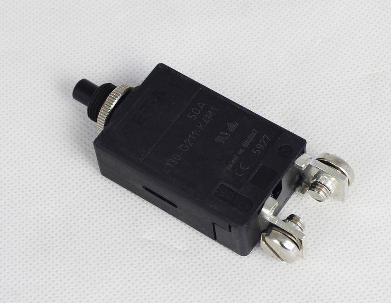 Автоматический термовыключатель 50VDC 50A 240VAC