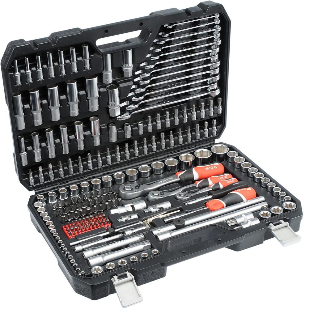 Набор инструментов 216шт. YT-3884 1 YATO