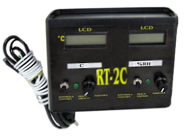 Регулятор температуры и влажности RT2CIWRH Инкубатор
