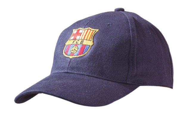 Barcelona FCB Cap s vrcholom pre ventilátor