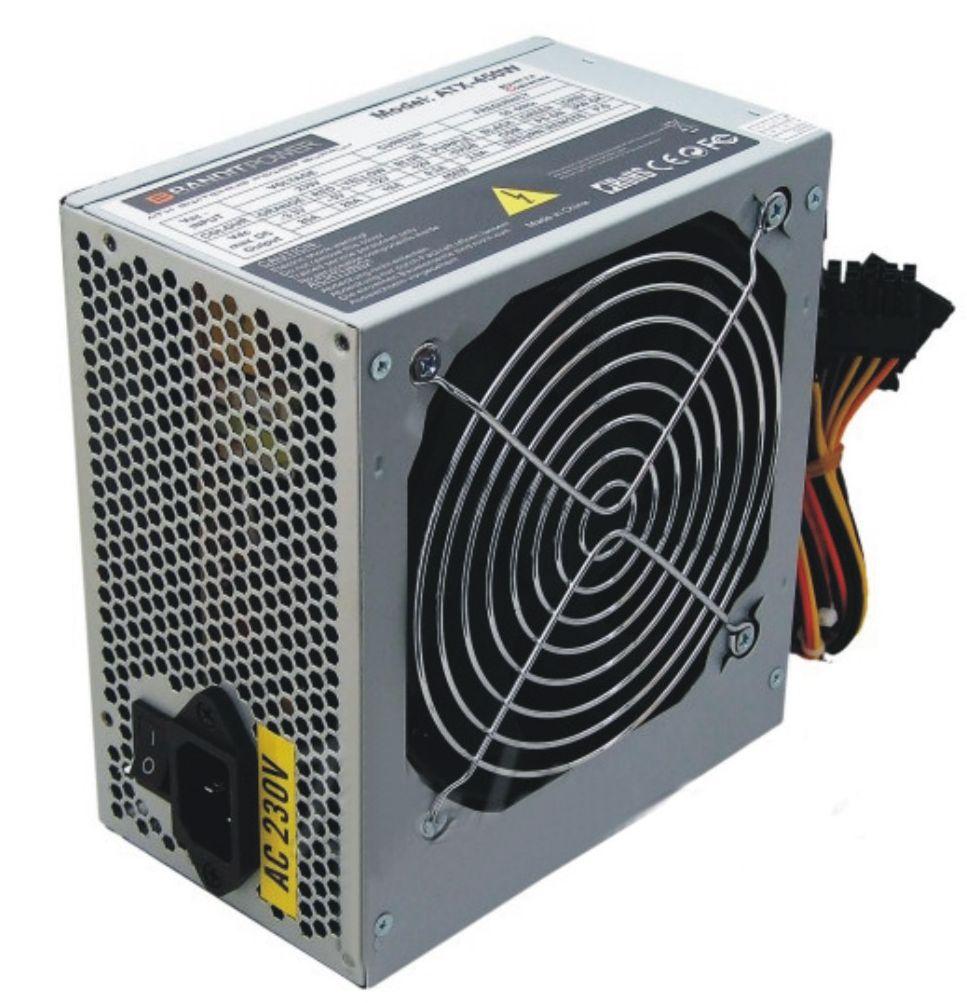 источник питания ATX 450 ВТ 400W SATA 3xSATA 2xMOLEX 20+4