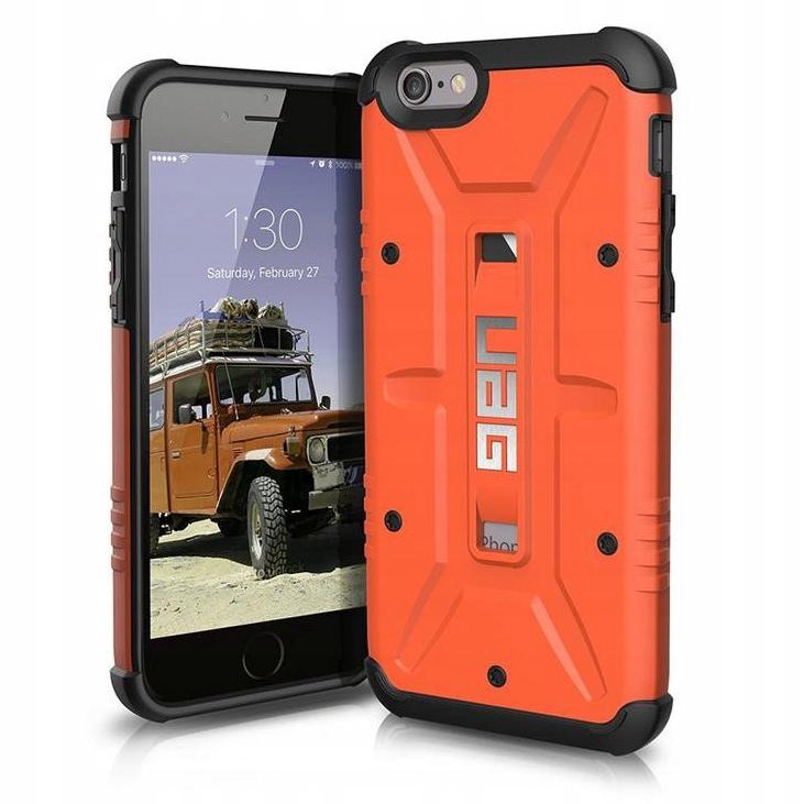 Uag Composite Etui Orange pokrowiec iPhone 6s 4.7