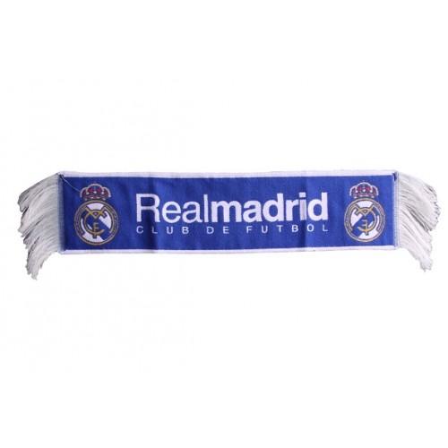 Real Madrid Madrit Car Scarf pre fanúšik
