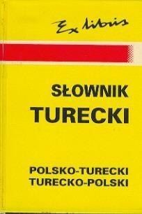 Mini słownik turecko-polski, polsko-turecki