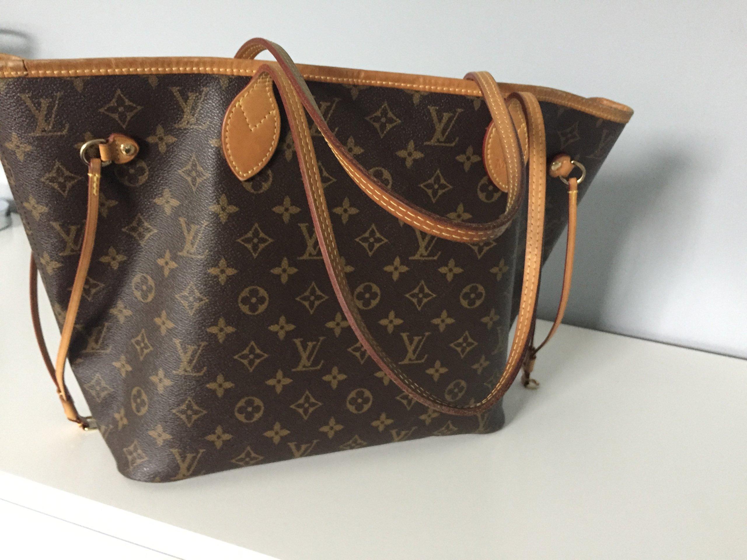 59fe8589a3e9c ORYGINAŁ Louis Vuitton Neverfull GM Monogram - 7007843433 ...