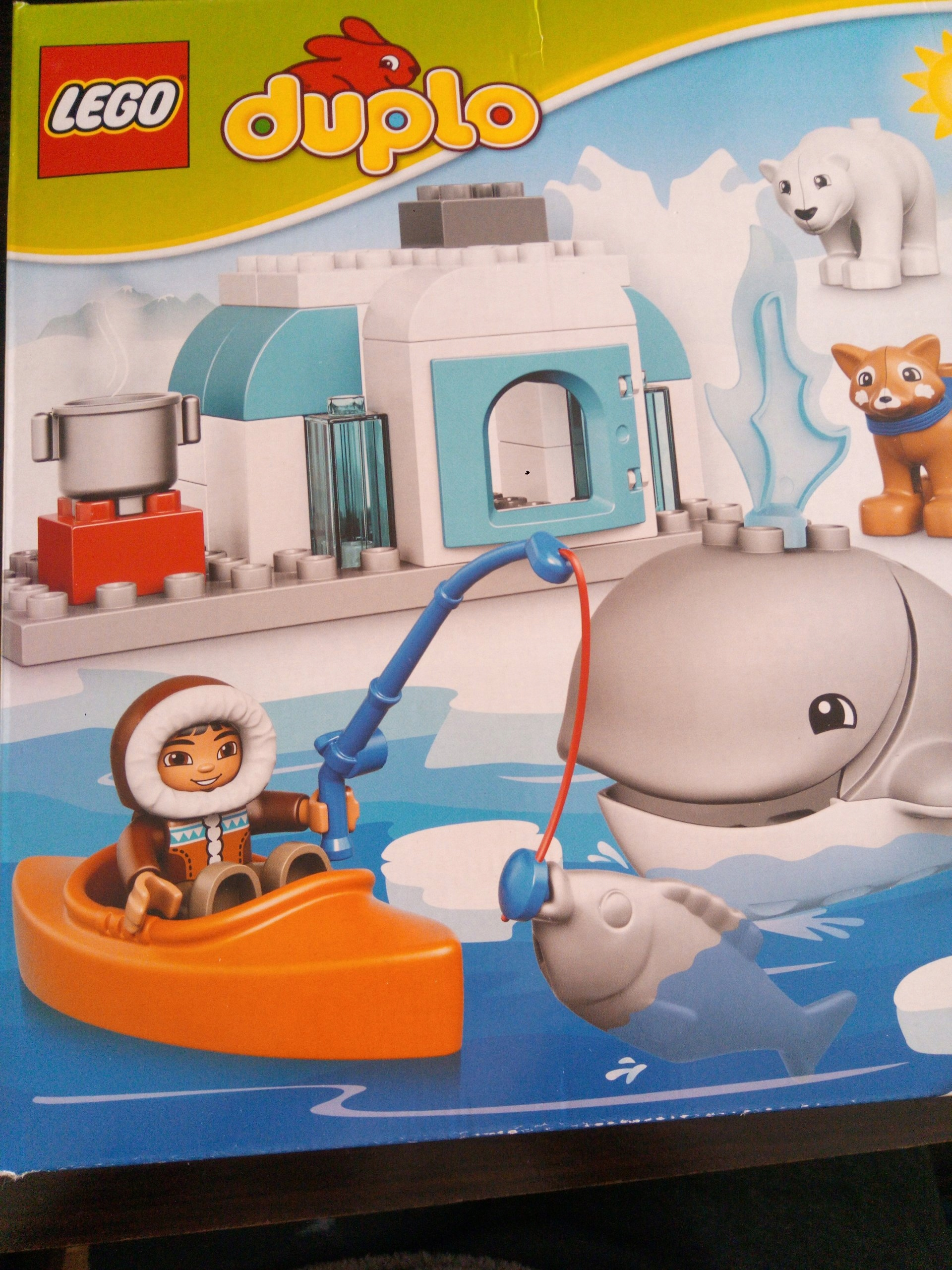 Lego Duplo 10803 Arktyka Nowe 7179910074 Oficjalne Archiwum Allegro