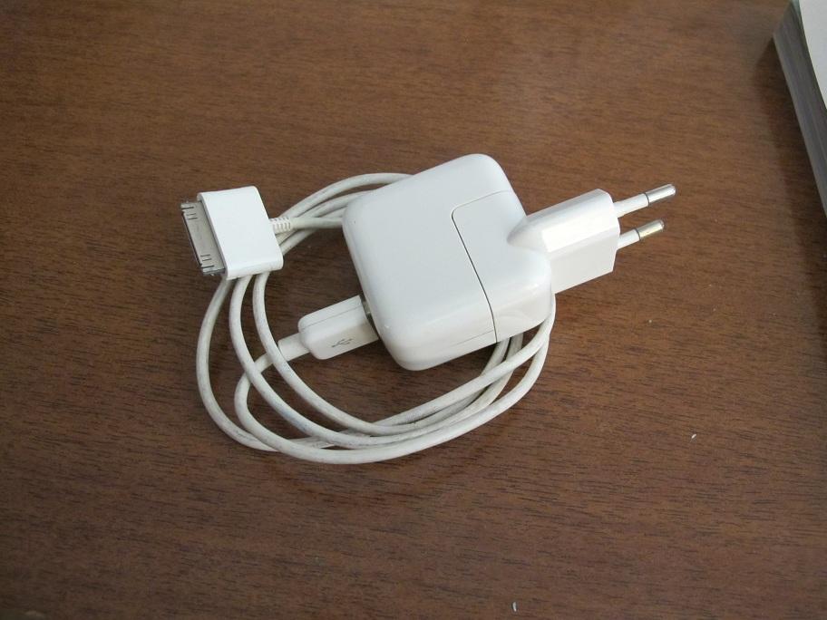 Ładowarka z kablem Apple Iphone , szeroka