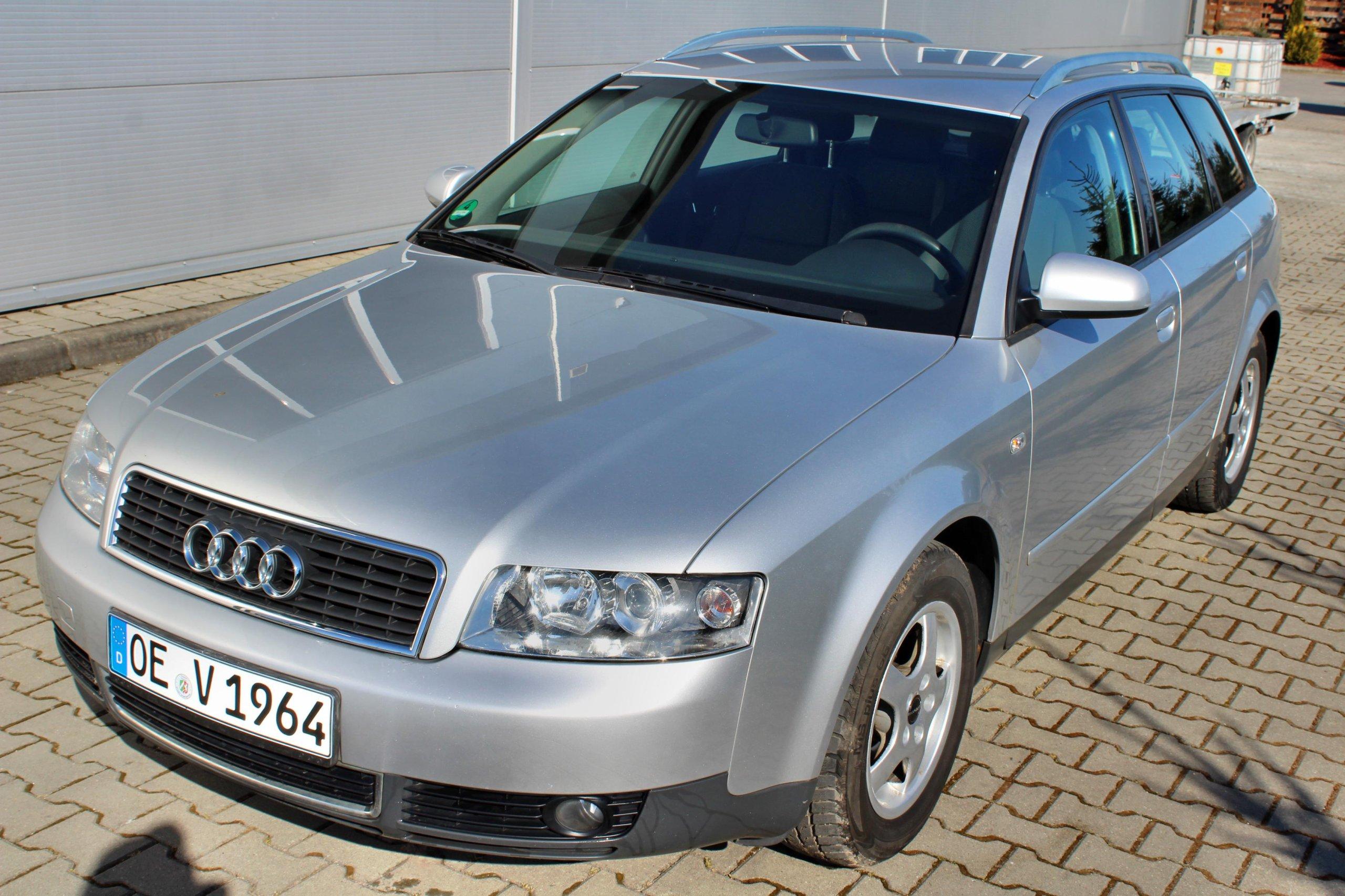 Audi A4 B6 16 102km Kombi 2002 Mały Przebieg 7277164238