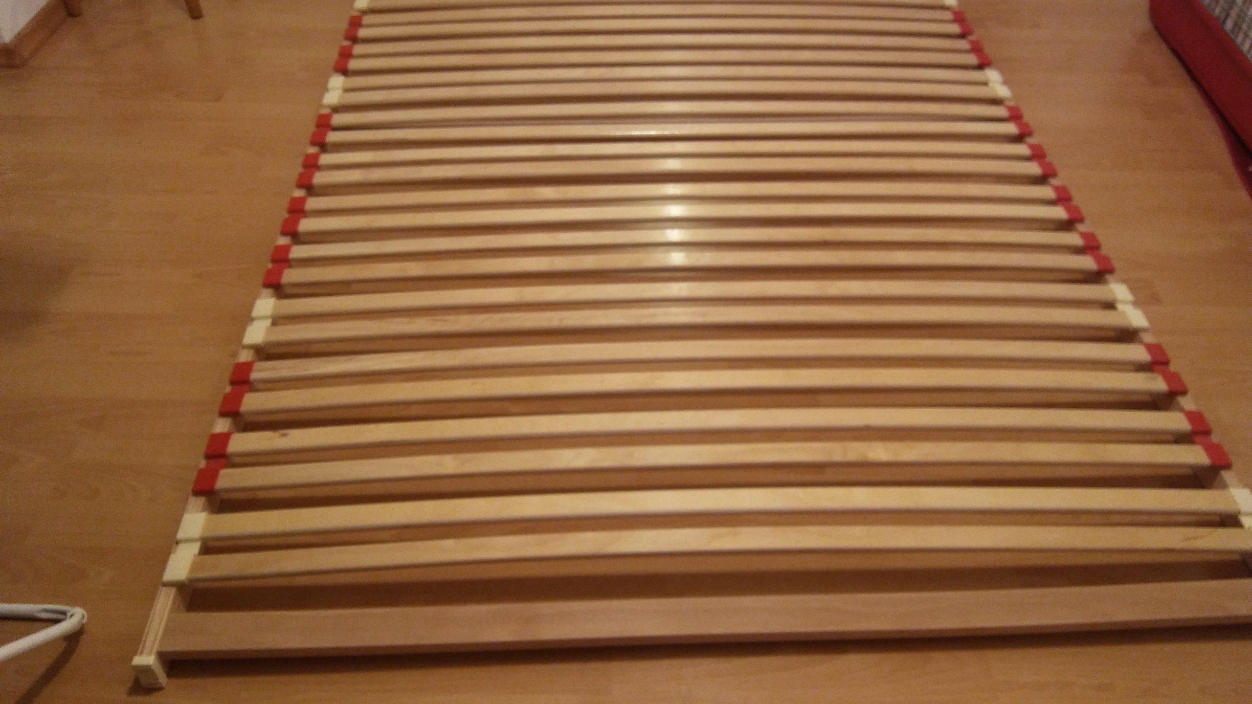 Stelaż żebrowy 140x200 Basic A40 Jysk 7231911568
