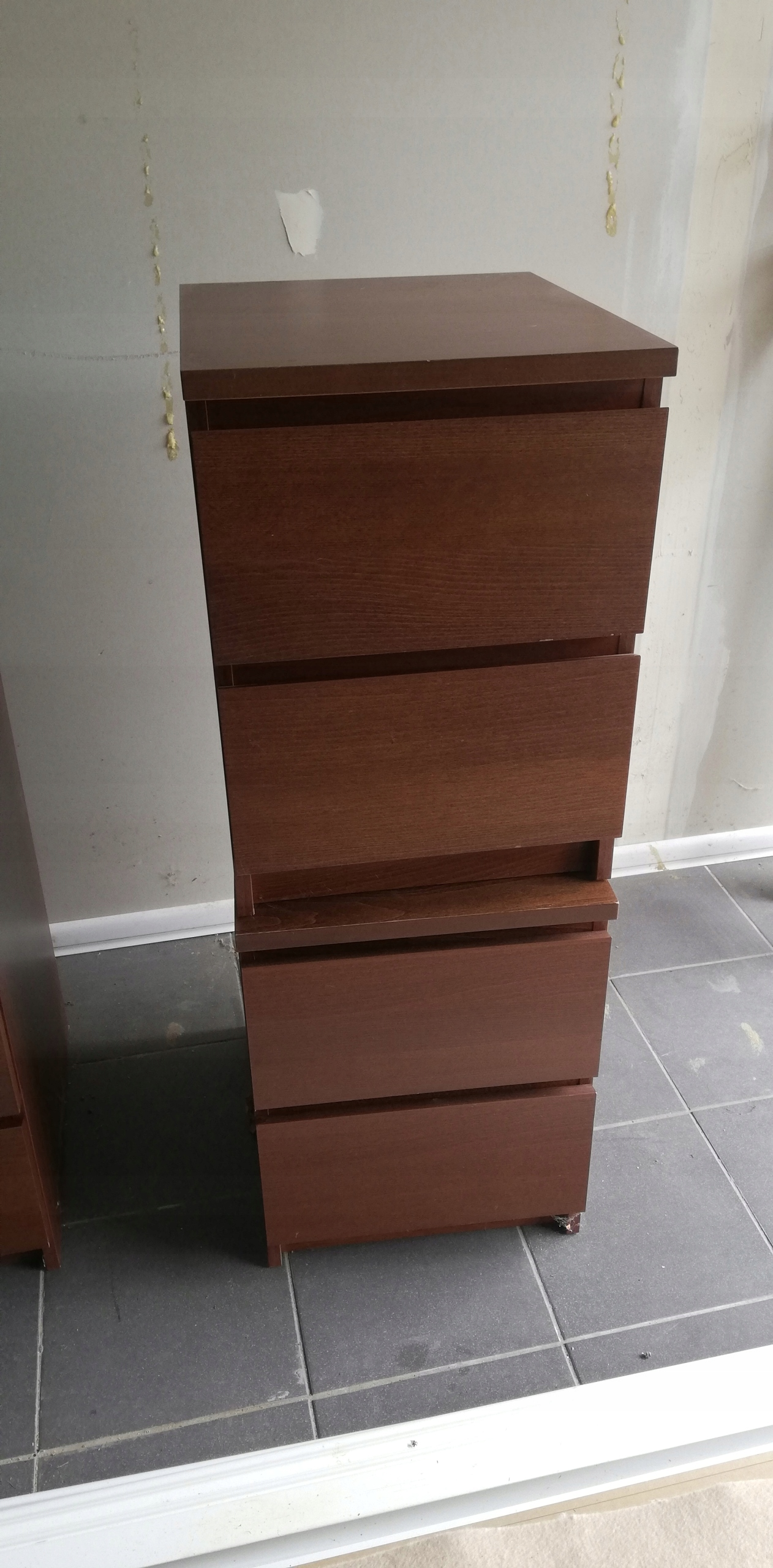 Komoda Stoliki Nocne Ikea 7438974325 Oficjalne Archiwum