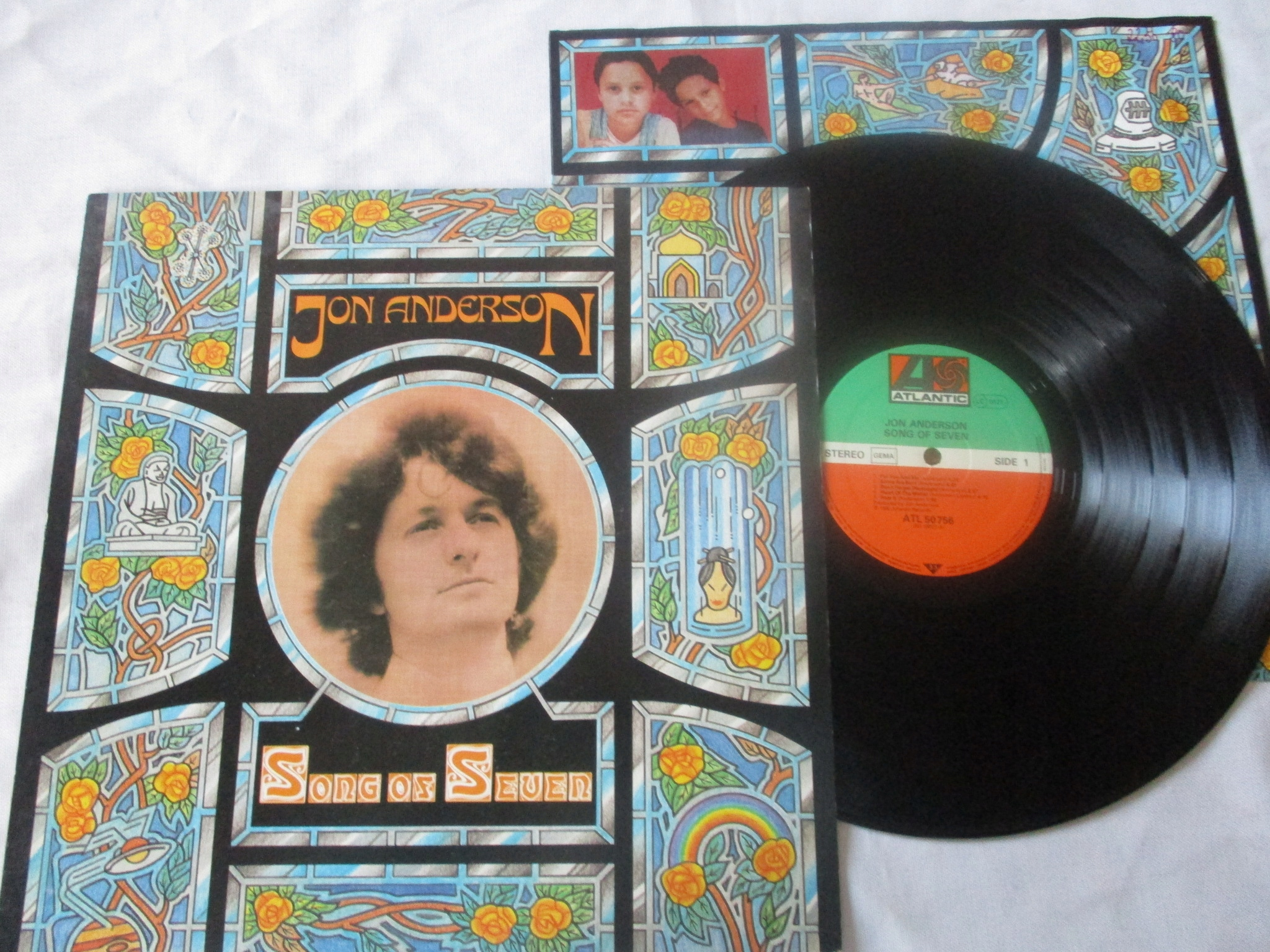 Jon Anderson Song Of Seven #2338