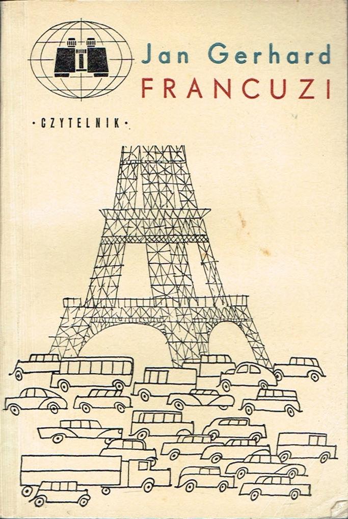 == Jan GERHARD - Francuzi [1965] FRANCJA ==
