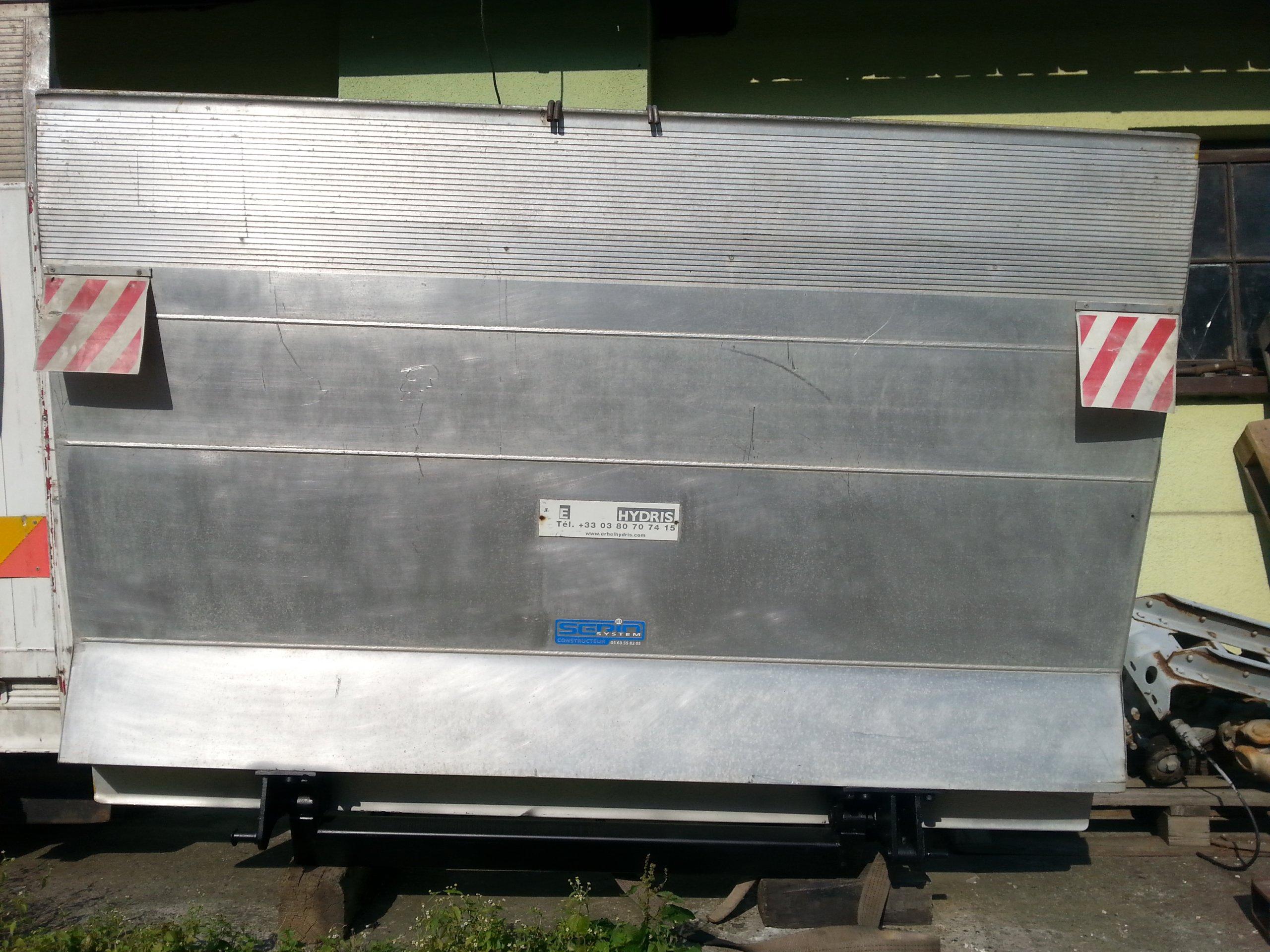 Fantastyczny Winda załadowcza Montaż Serwis Sprzedaż hydroklapa - 7086507686 WL84