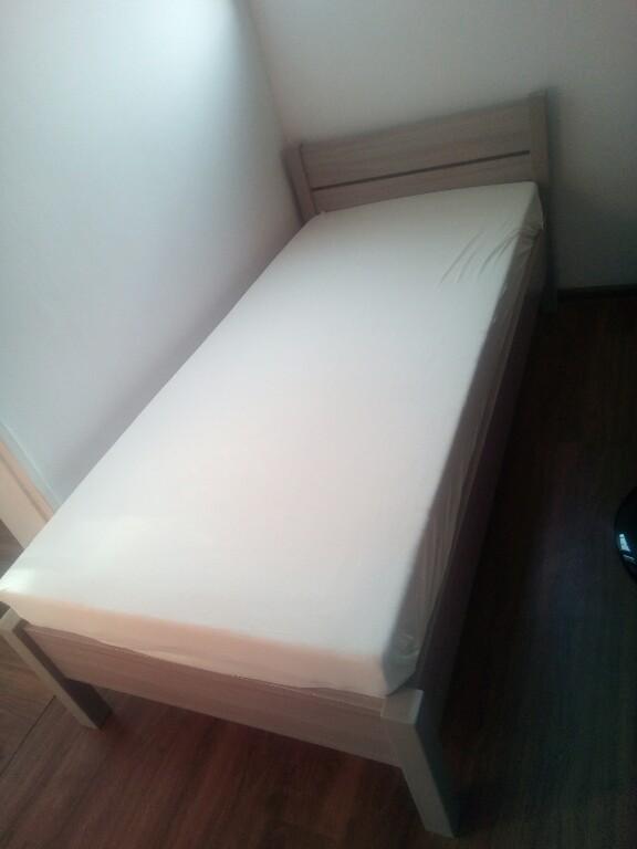 łóżko Pojedyncze 7040329614 Oficjalne Archiwum Allegro