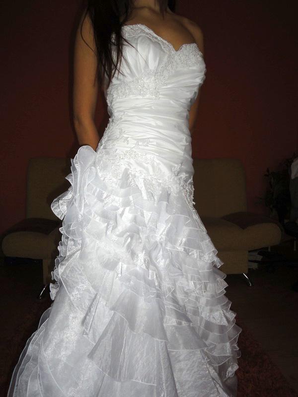 Suknia ślubna Impresja Model Sposabella 635 6828182695 Oficjalne