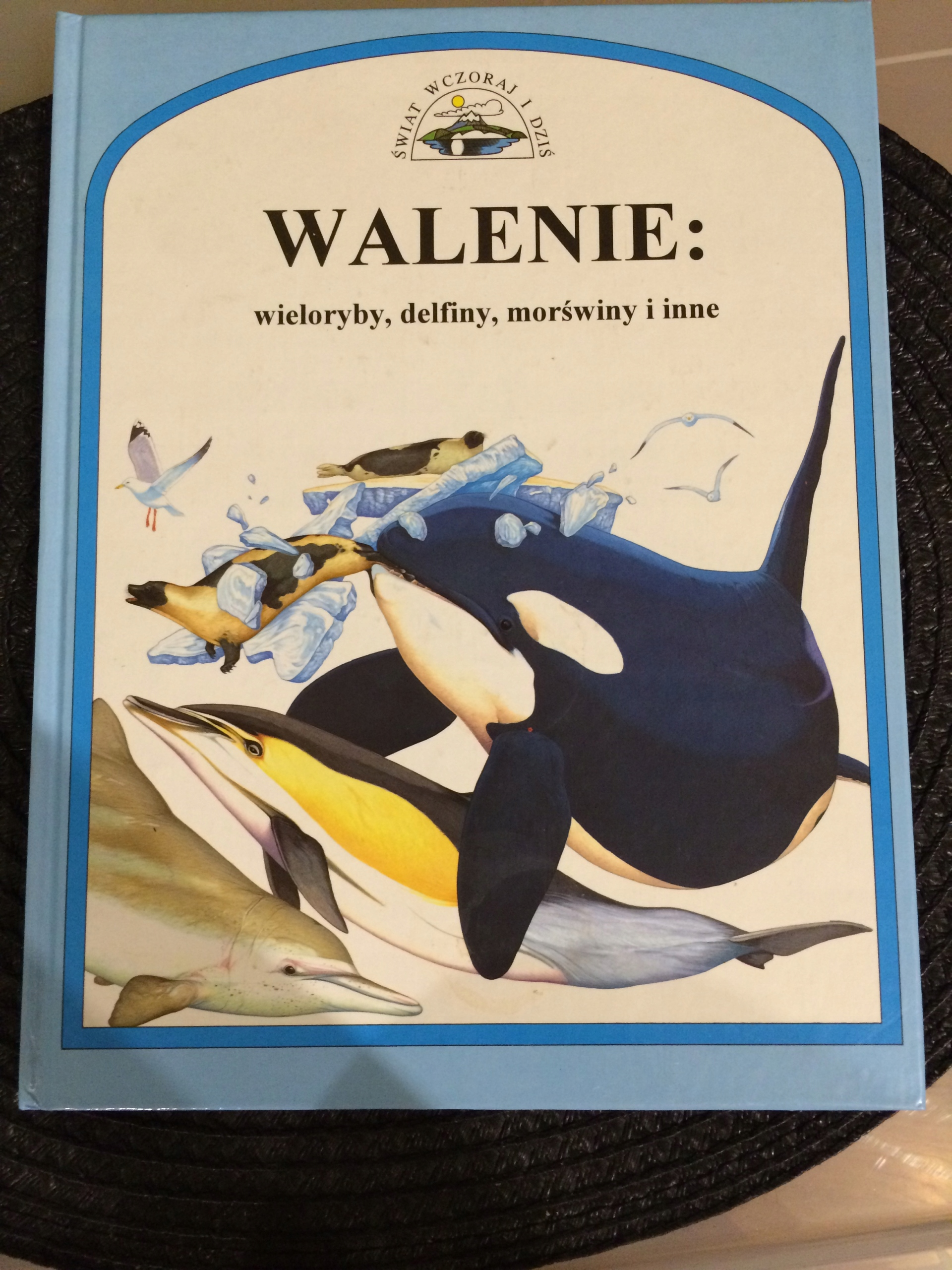 67bc74480a6e16 Walenie: wieloryby, delfiny, morświny i inne - 7536309363 ...