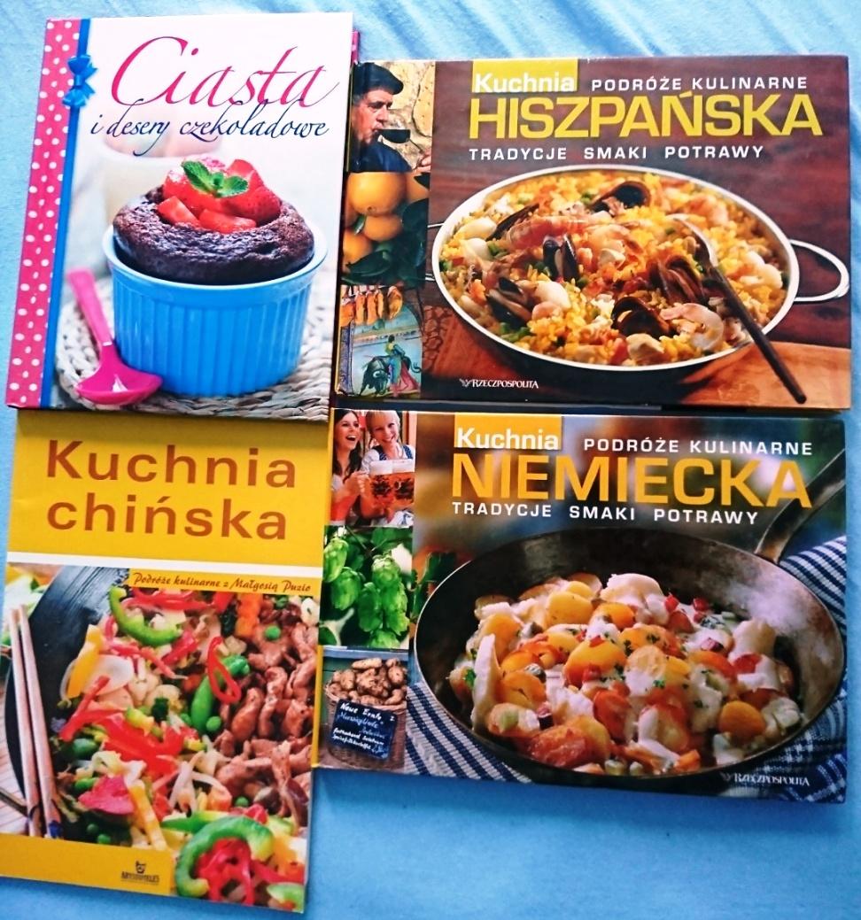 Kuchnia Hiszpańska Niemiecka Chińska Ciasta