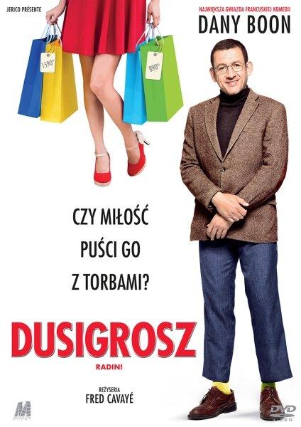 DUSIGROSZ DVD FOLIA Danny Boon K.Francuskie