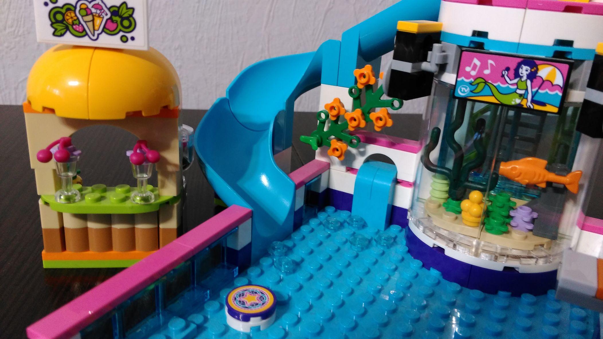 Klocki Lego 41313 Friends Basen W Heartlake Okazja 7364132822
