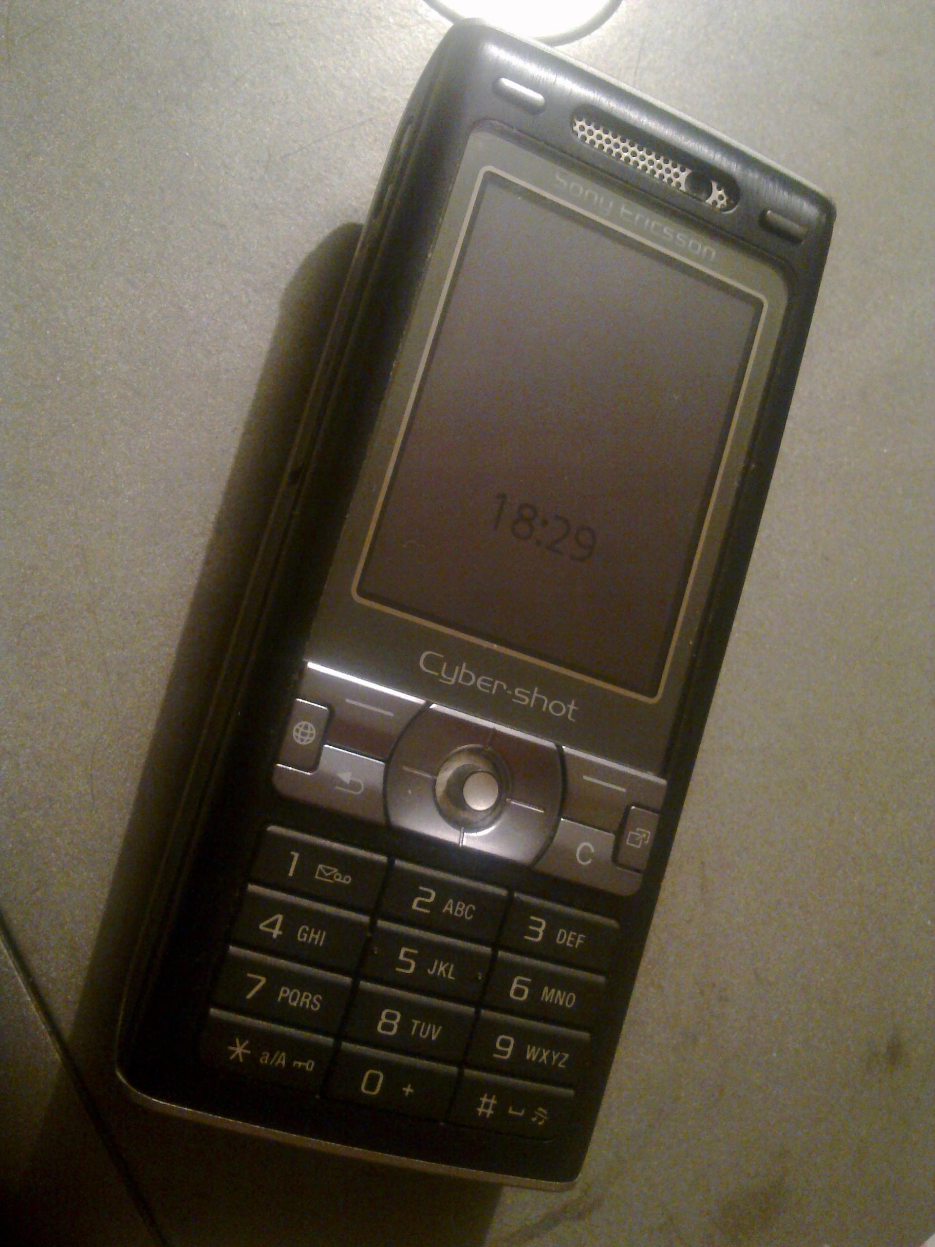 Sony ericsson K800i jak nowy