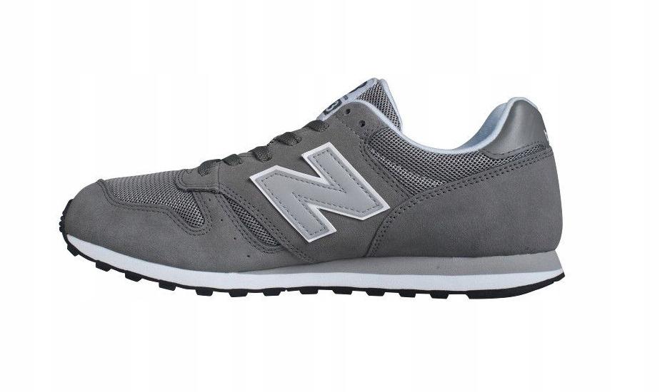 odebrane nowy przyjeżdża uznane marki Buty męskie New Balance size 41,5 - 26 cm szare - 6801725915 ...