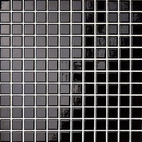 Mozaika Czarna Palette 30x30 Wewnątrz I Zewnątrz