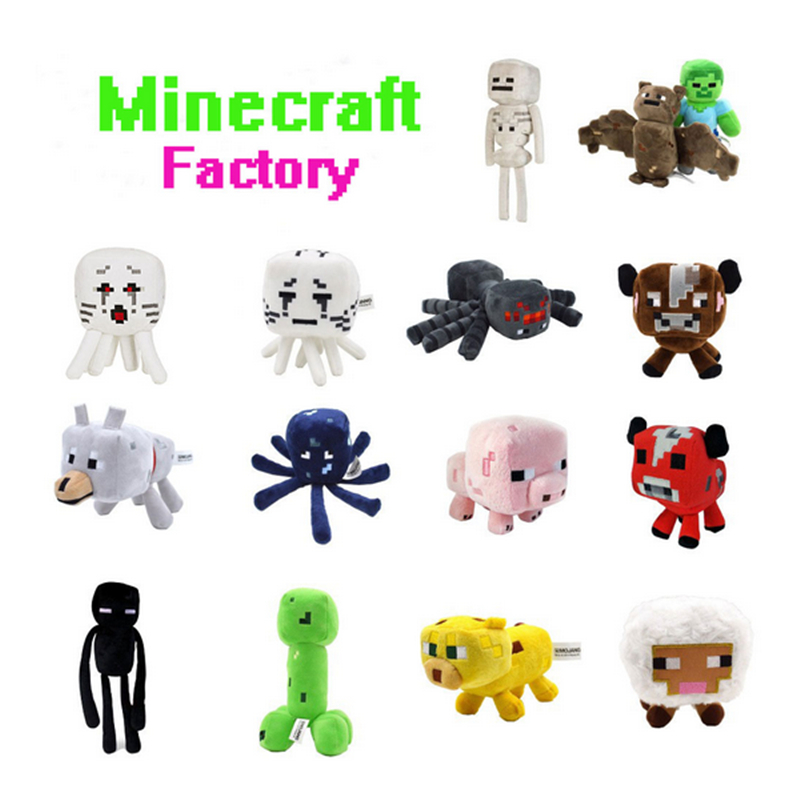 Kot Ocelot Minecraft Pluszak Maskotka Figurka 7159082842