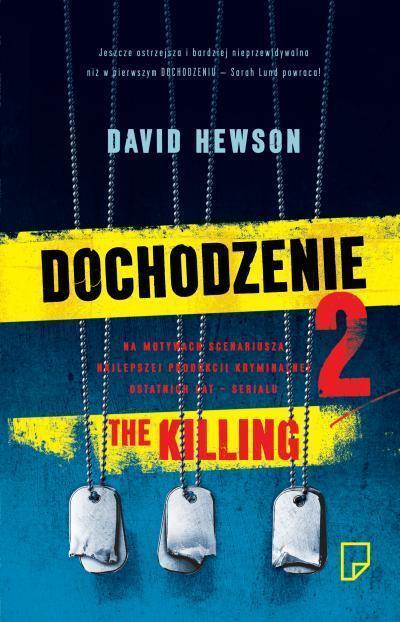 DOCHODZENIE T.2, DAVID HEWSON