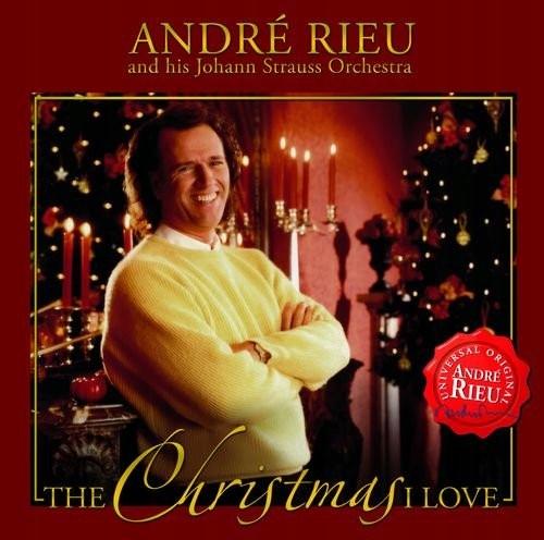 The Christmas I Love. CD - Andre Rieu