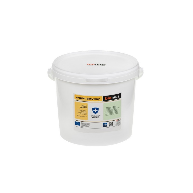 Węgiel aktywny WG-12 1kg Biomus