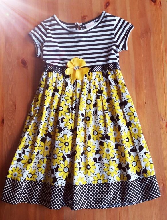 c0bd6f6d4f YOUNGLAND sukienka na 6 lat 116 122 cudo - 7422519098 - oficjalne ...