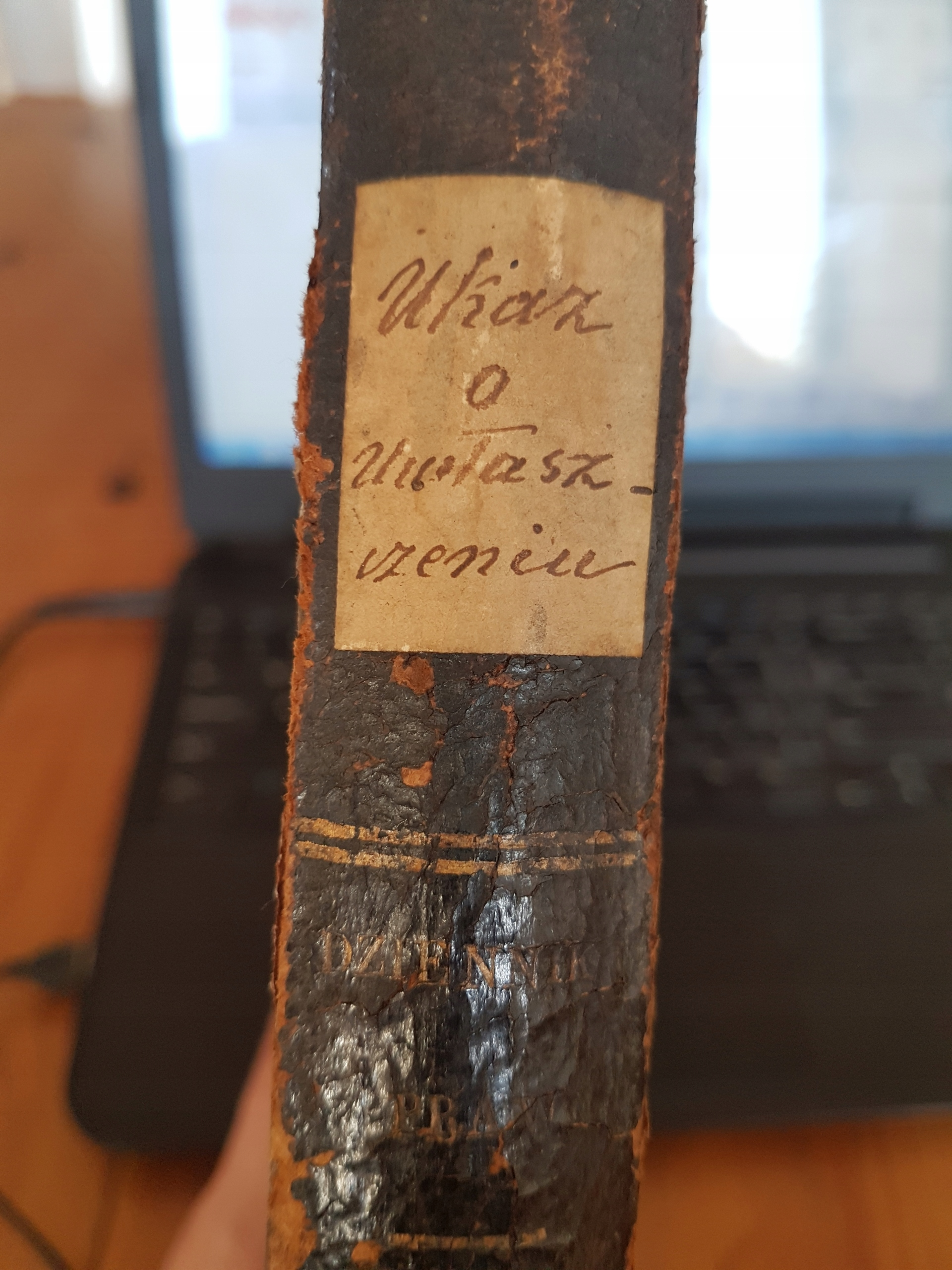 Dziennik Praw 1864, uwłaszczenie chłopów, UNIKAT