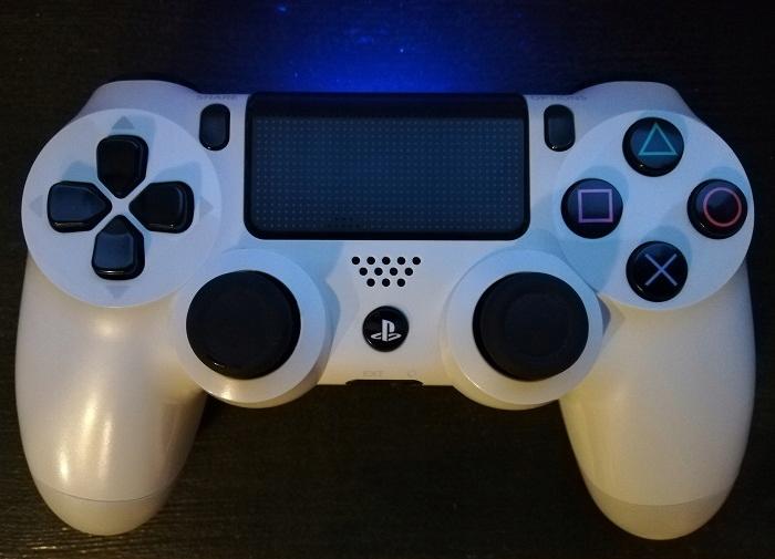 SONY PS4 bezprzewodowy pad DualShock 4 - jak NOWY!