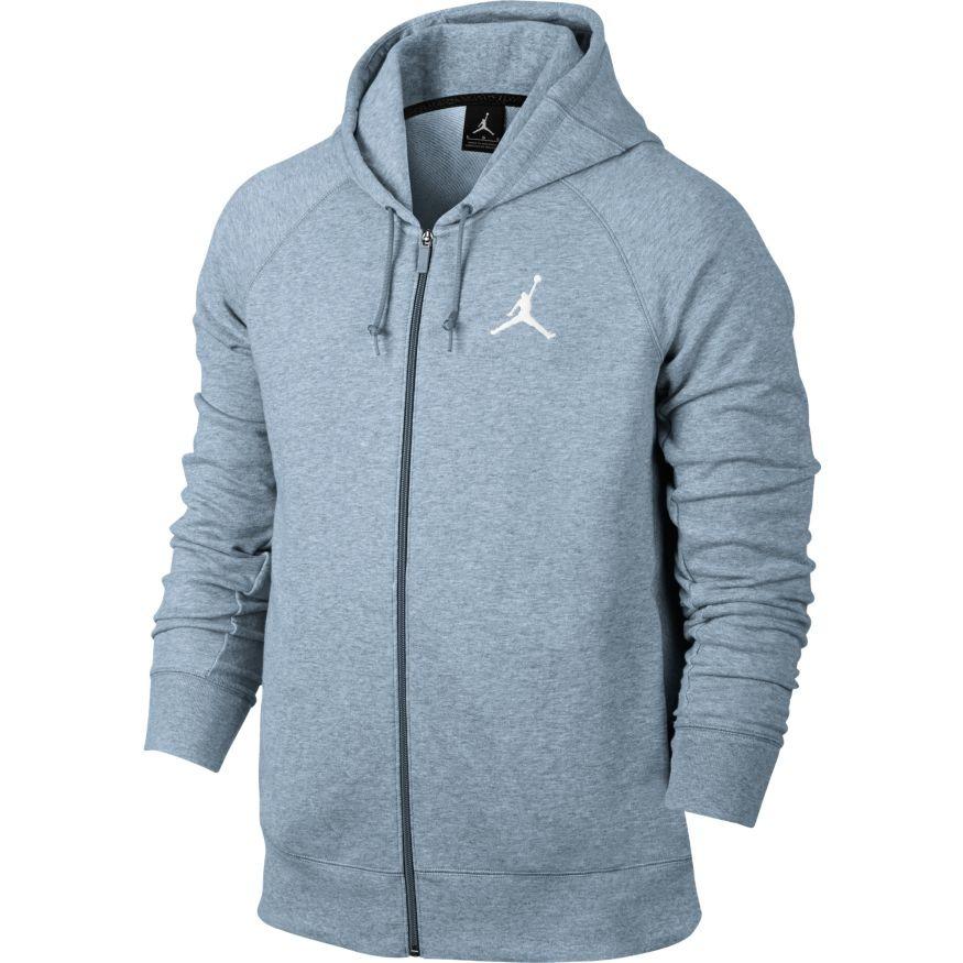 moda designerska San Francisco sekcja specjalna Bluza z kapturem Air Jordan 822658-401 r. M - 7367506939 ...