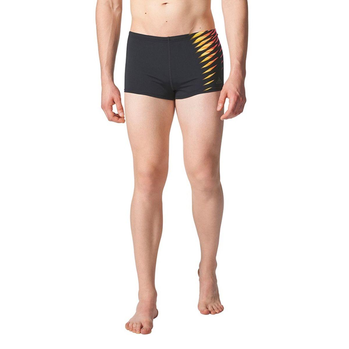 072d29af2f0062 Kąpielówki adidas Grapic Swim Boxers BP5831 48 - 7081213411 ...