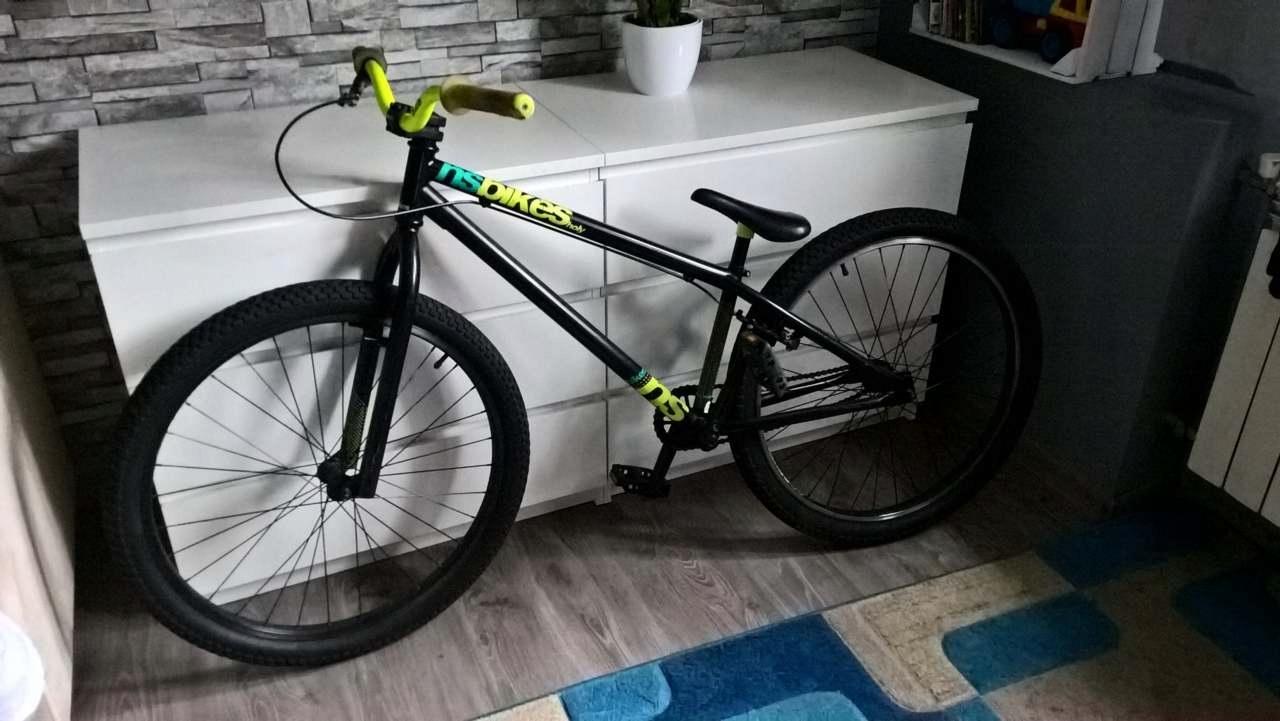 Sprzedam rower NS Holy