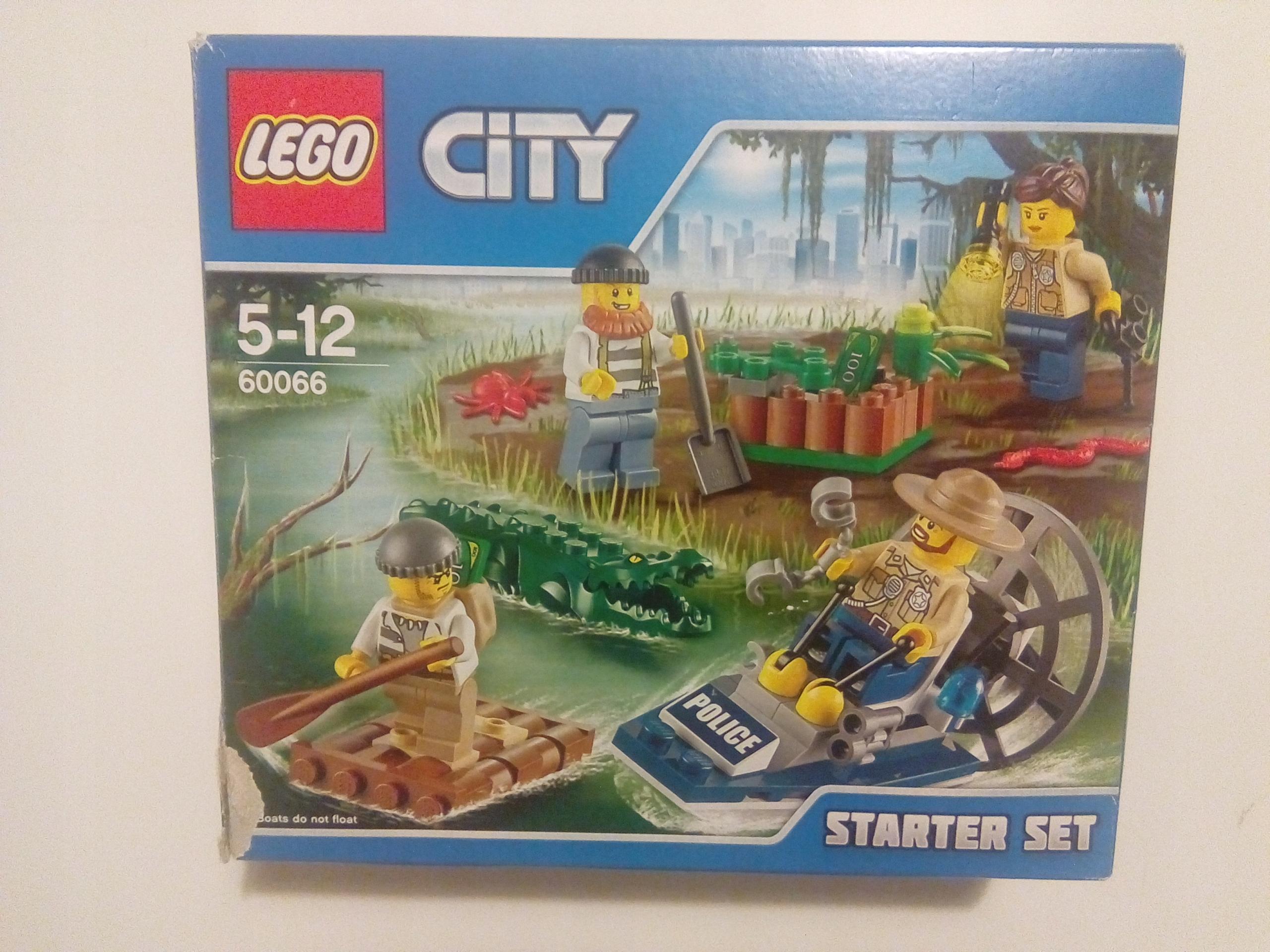 Lego City 60066 Wodna Policja 7720293062 Oficjalne Archiwum Allegro
