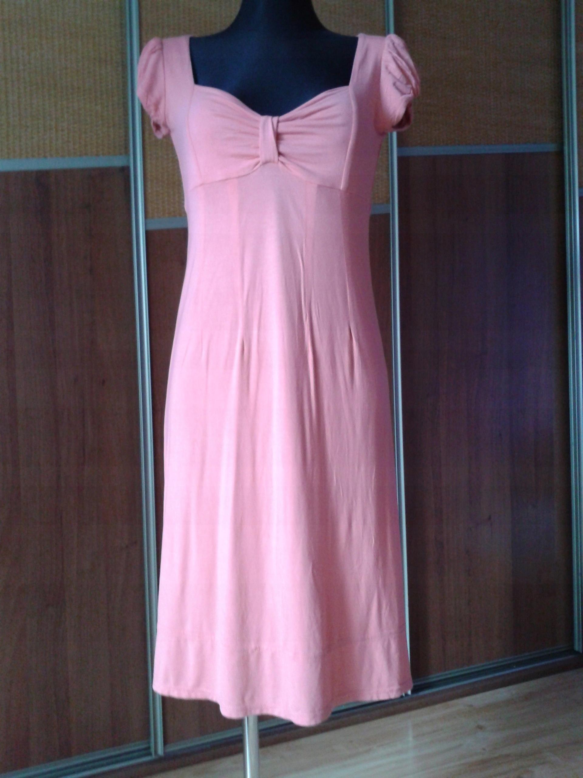 Letnia Sukienka z bawełny - rozm 38