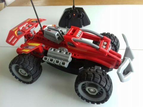 Lego Samochód Zdalnie Sterowany Rc 8378 Red Beast 7418990562