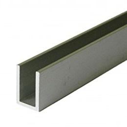 Ceownik profil aluminiowy 20x12x2 mm - 1 mb