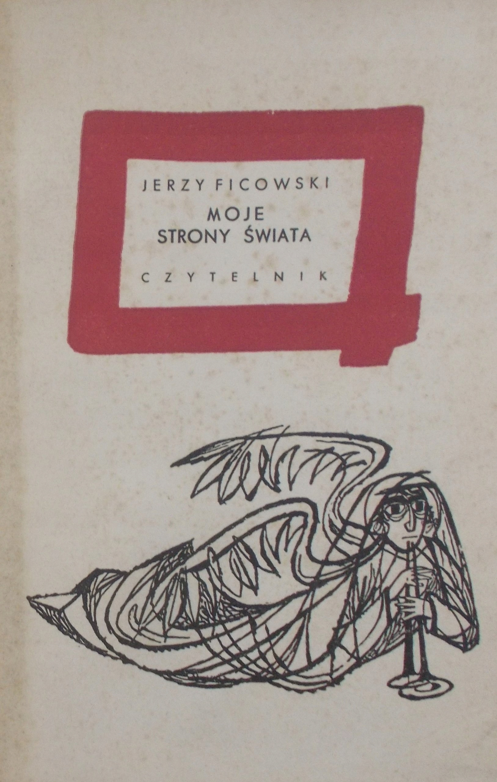 Jerzy Ficowski Moje Strony świata 7393730668 Oficjalne