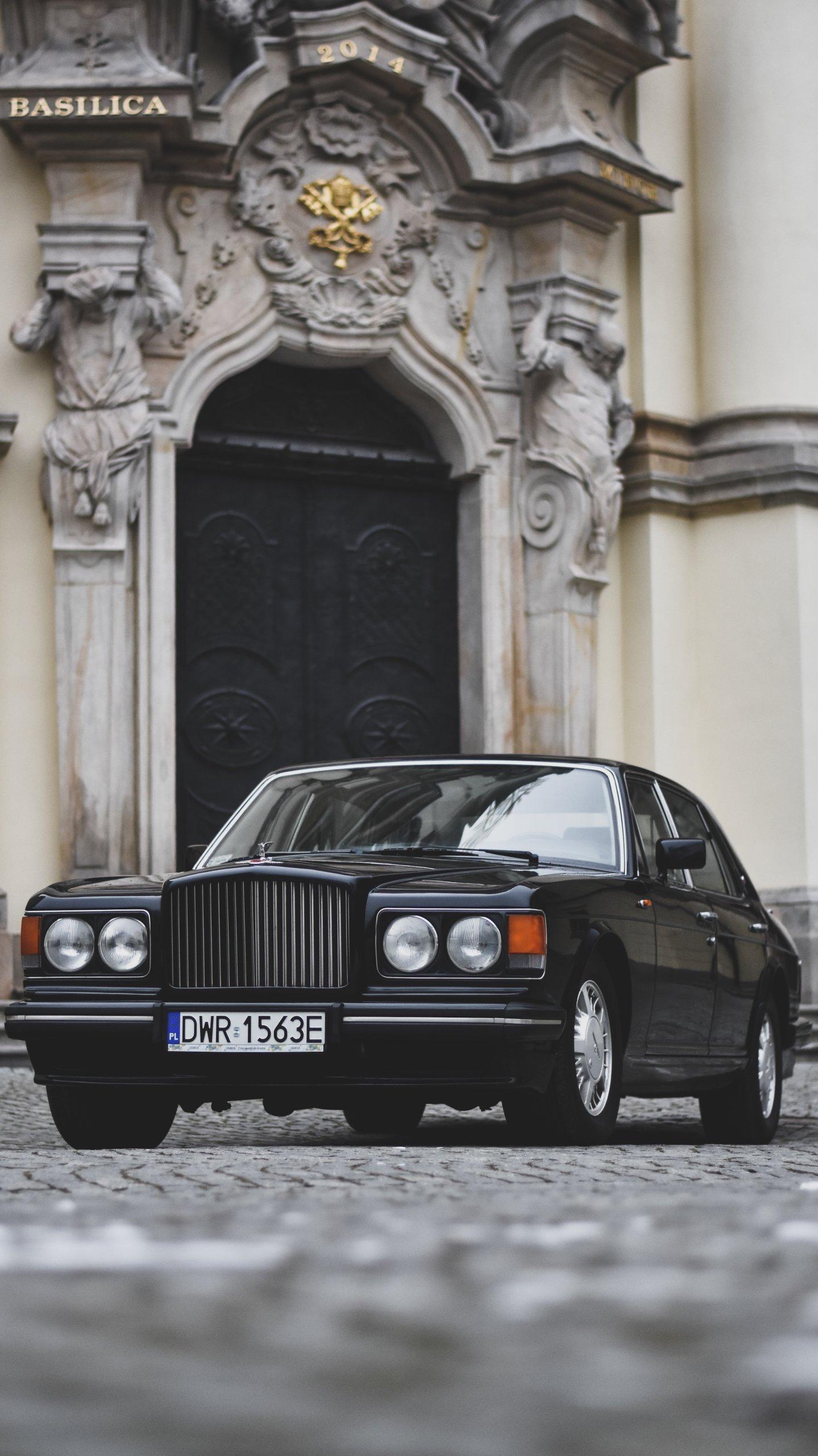 Bentley Mulsanne Turbo R Zamiana oficjalne