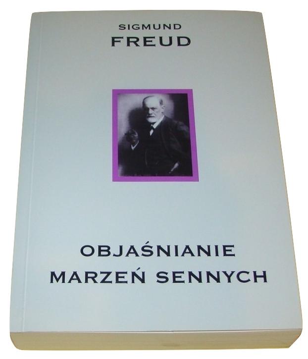 Objaśnianie marzeń sennych Freud /SRL