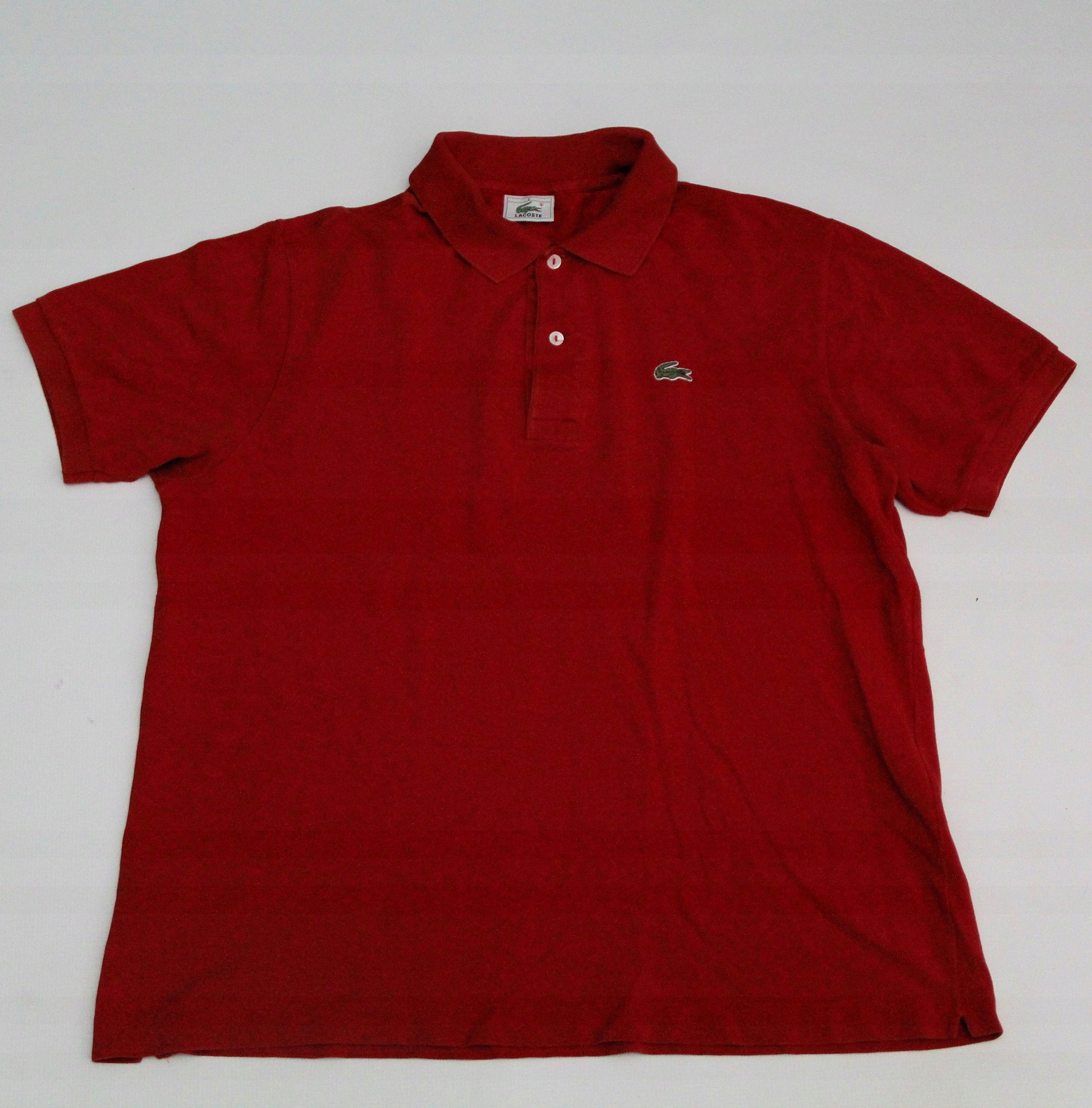 27c6a56f6 Męska Koszulka Polo LACOSTE rozm. 6 - 7596734786 - oficjalne ...