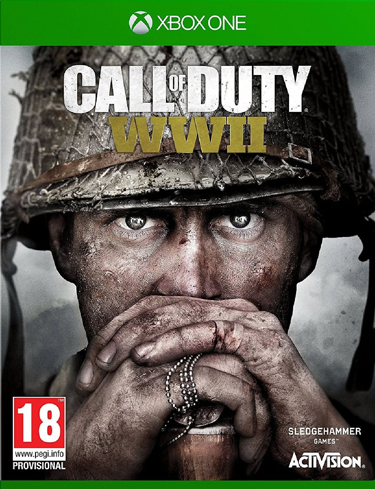 XONE FOLIA CALL OF DUTY WWII COD WW2 SKLEP EXGAMES