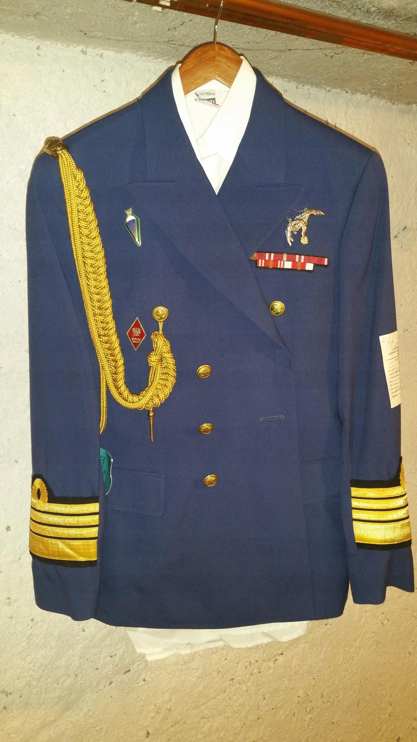 ae979cfcfaaff komandor w kategorii Militaria w Oficjalnym Archiwum Allegro - archiwum  ofert