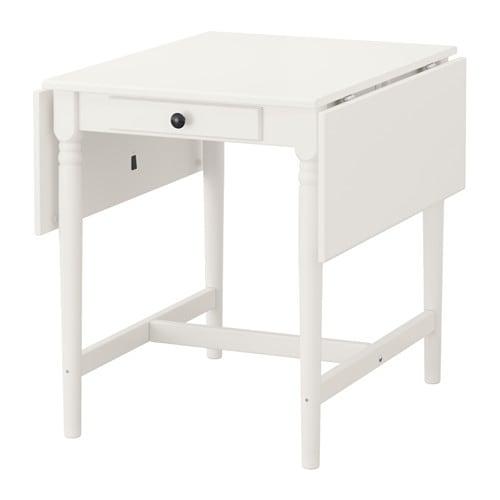 Ikea Stół Rozkładany Ingatorp Biały Fv 7571744823
