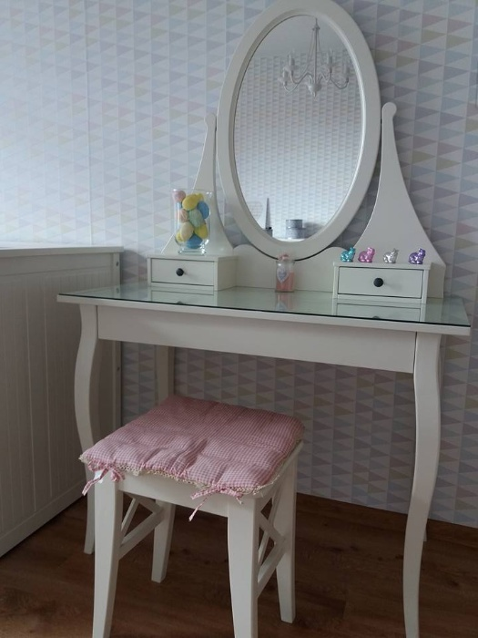 Toaletka Ikea Hemnes 7129553490 Oficjalne Archiwum Allegro